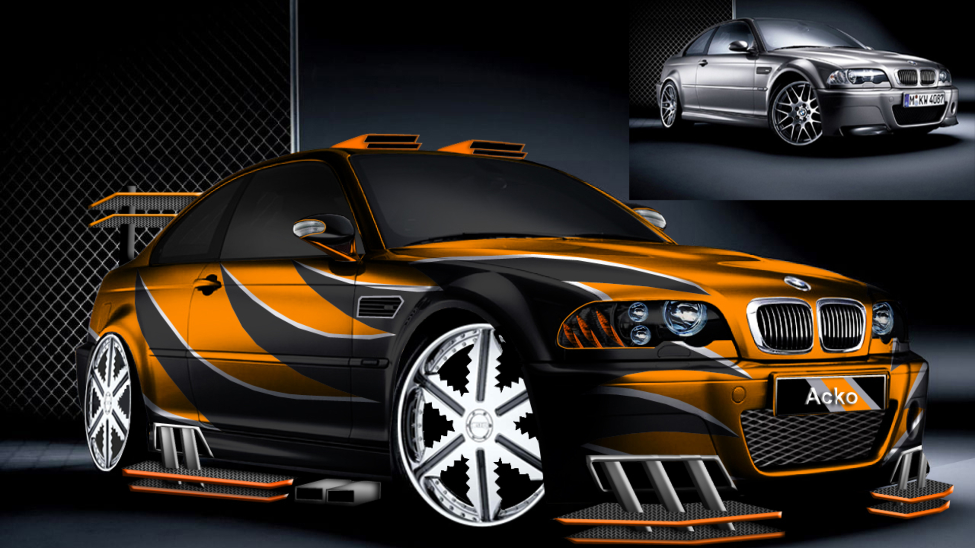 Modified Cars Wallpapers