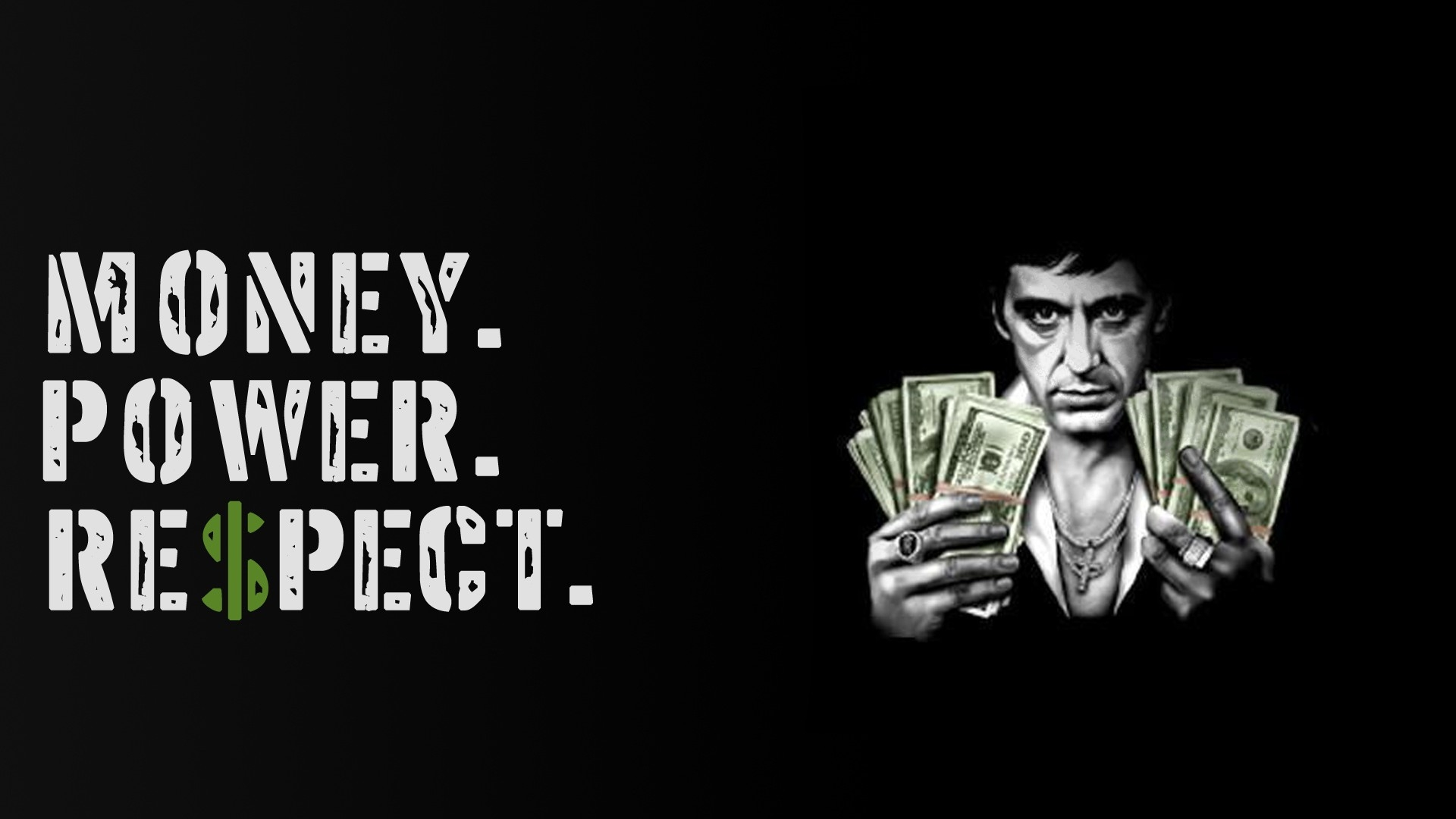 Money Power Respect Wallpaper