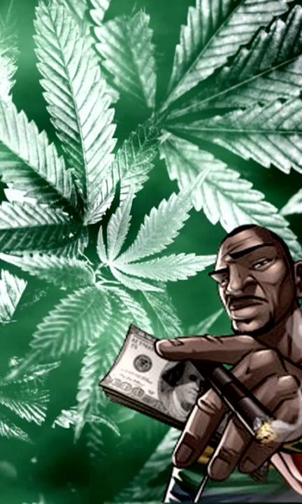 Download Money Weed Wallpaper Gallery