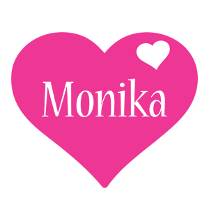Monika Name Wallpaper