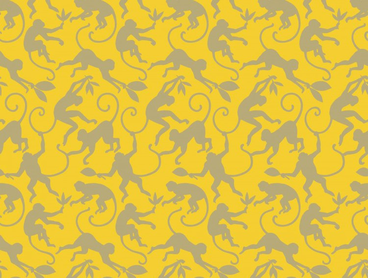 Monkey Business Wallpaper