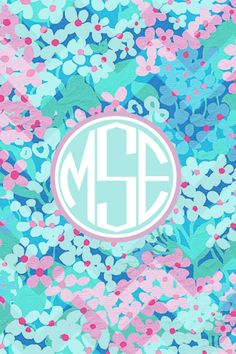 Monogram Wallpaper For Iphone
