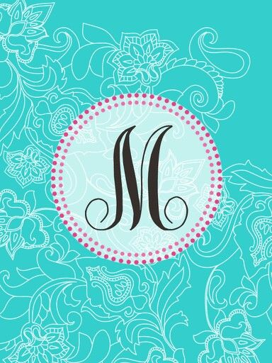 Monogram Wallpaper Iphone