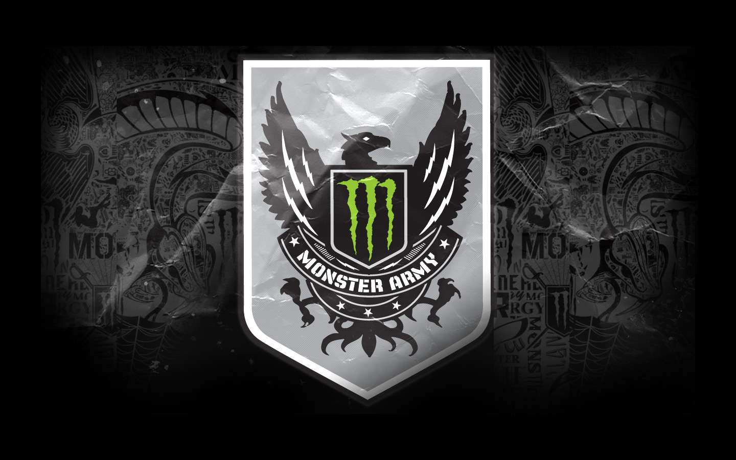 Monster Energy Drink Wallpaper
