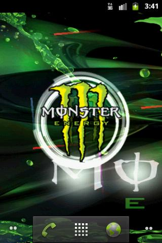 Monster Energy Live Wallpaper