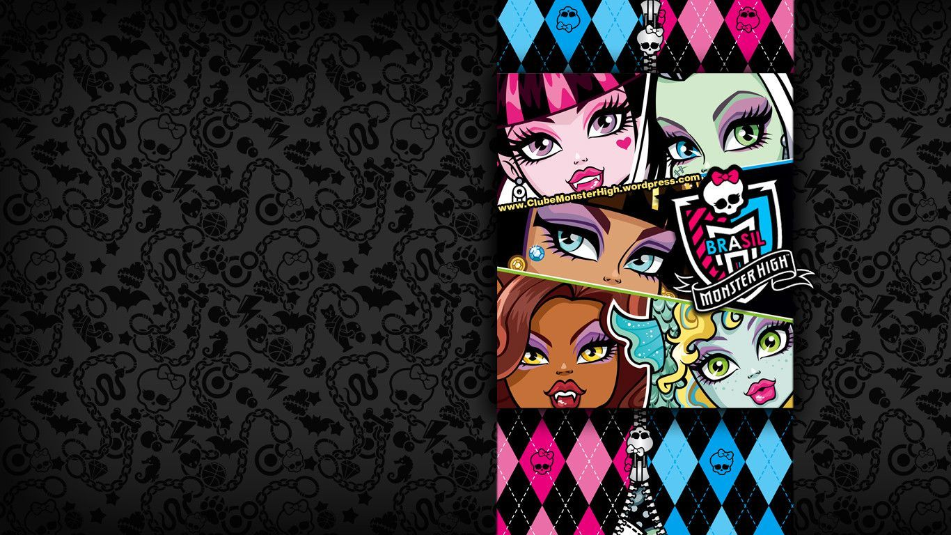 Monster High HD Wallpaper