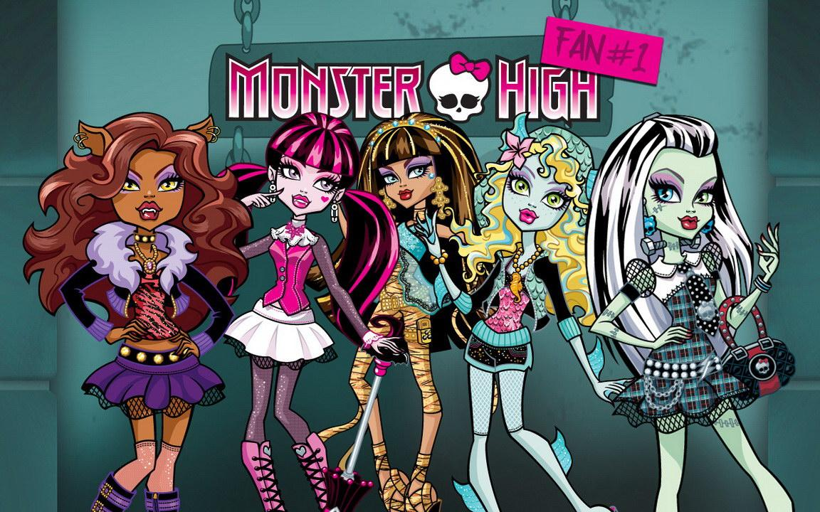Monster High Wallpapers For Free