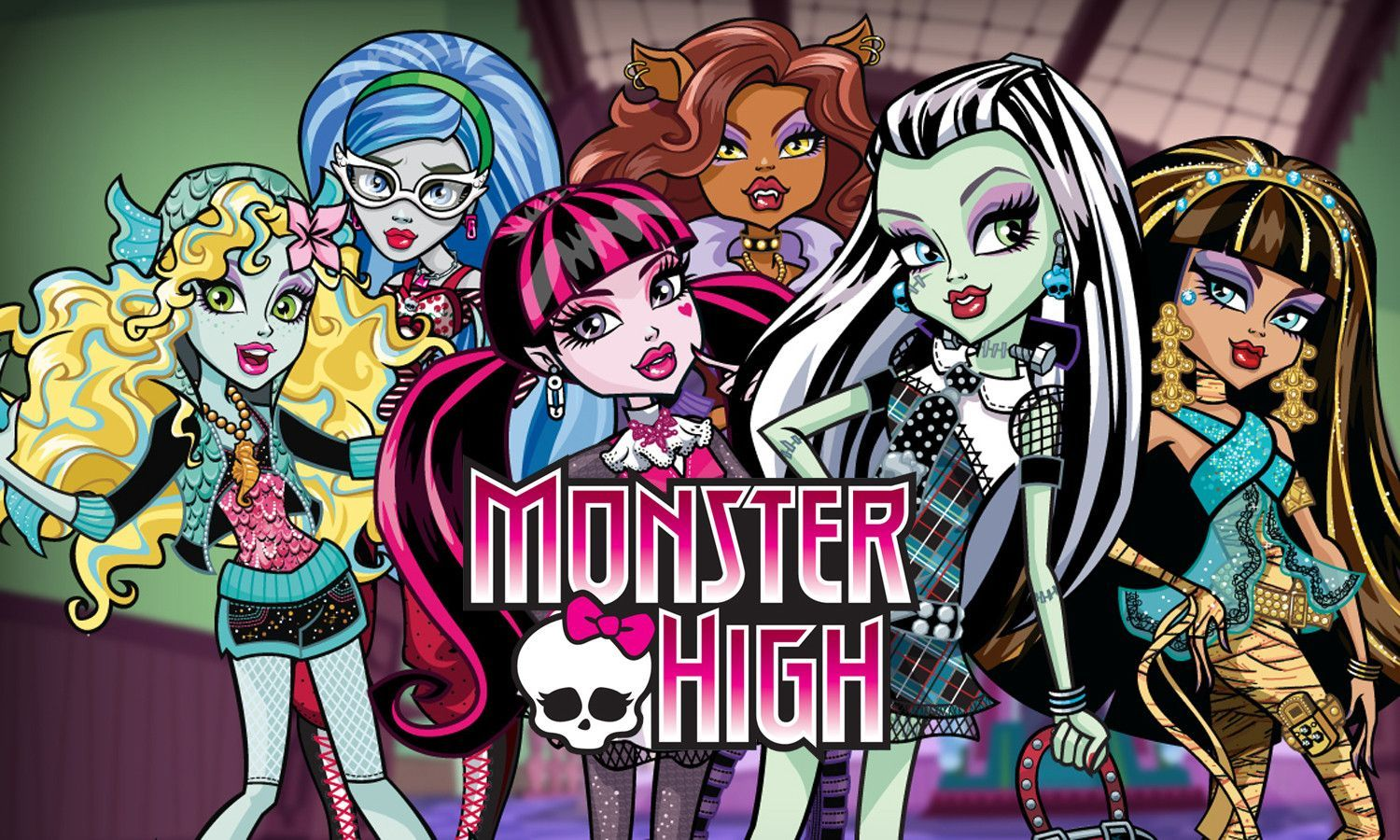 Monster High Wallpapers