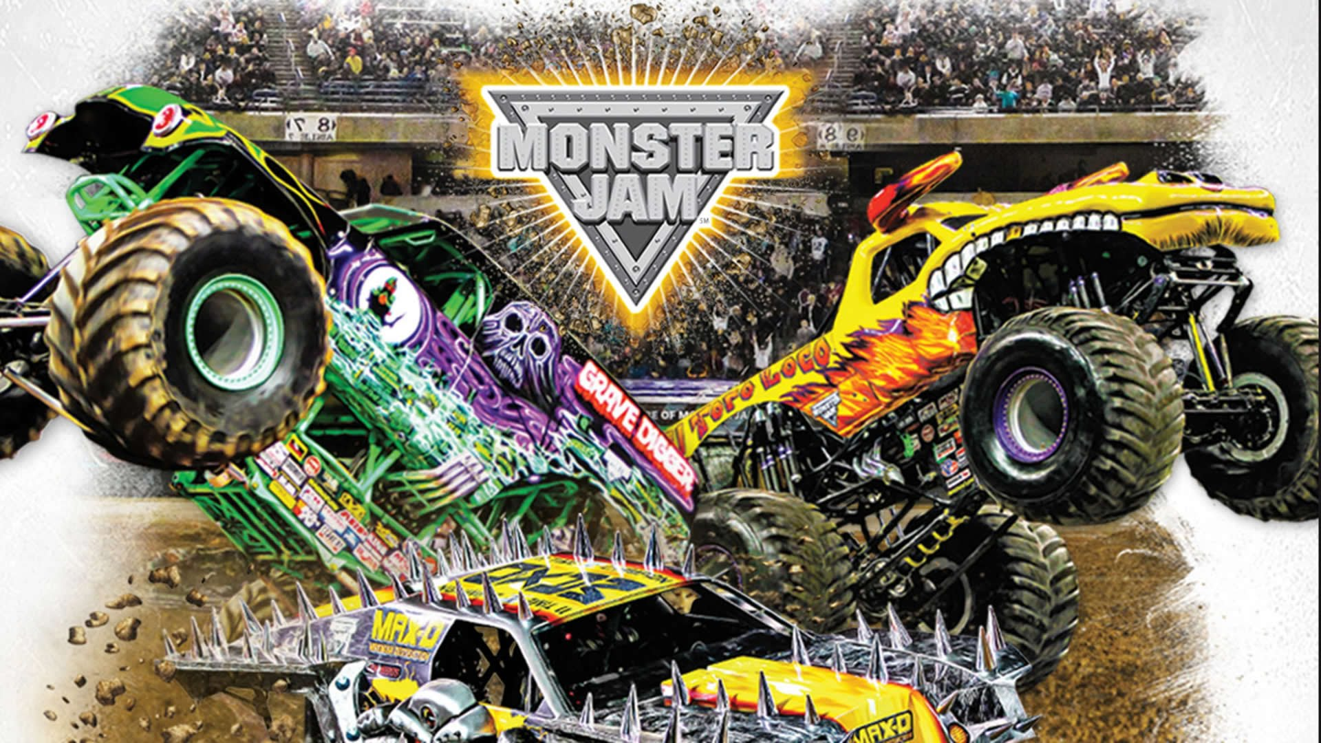 Monster Jam Wallpaper
