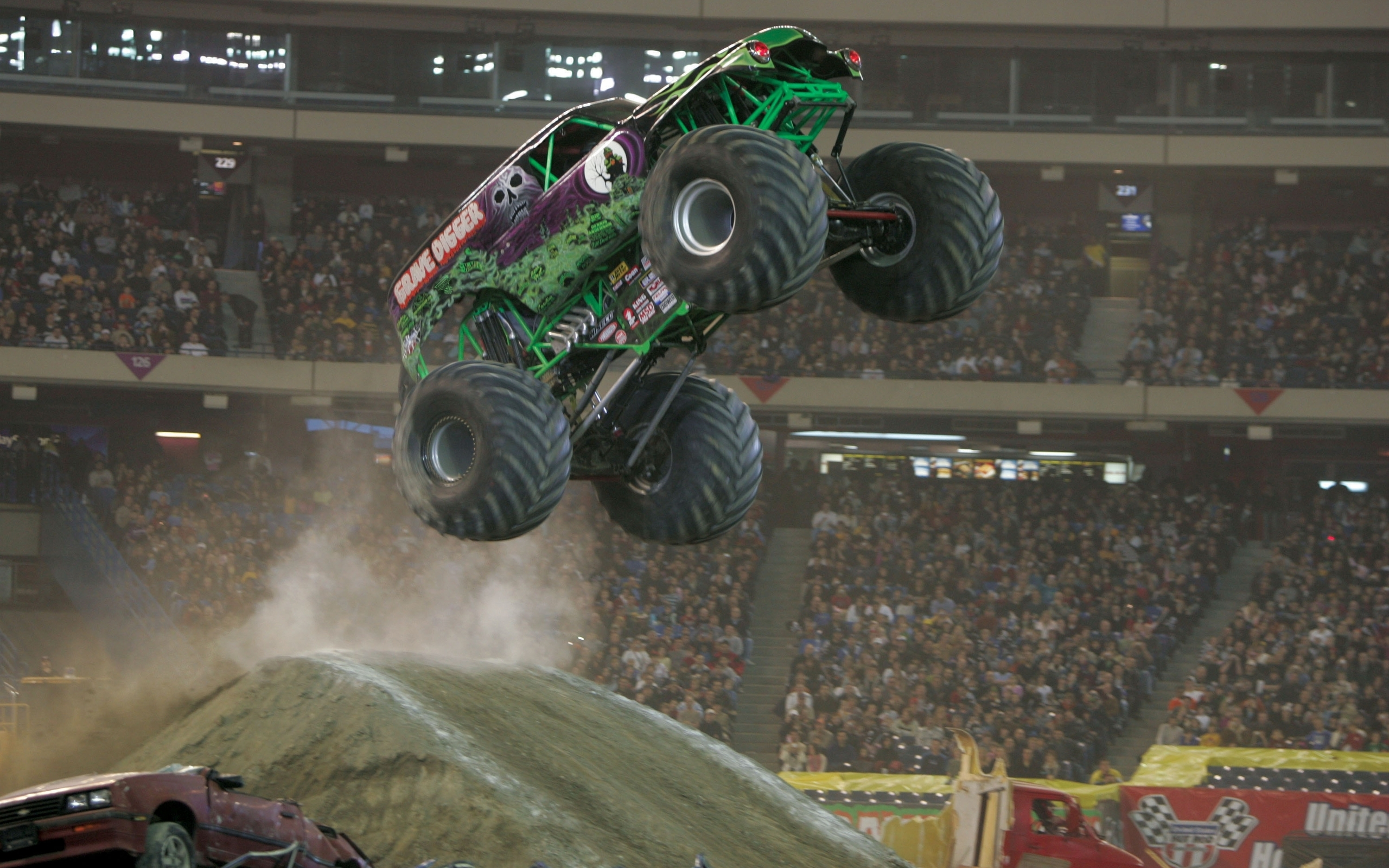 Monster Truck Wallpaper HD