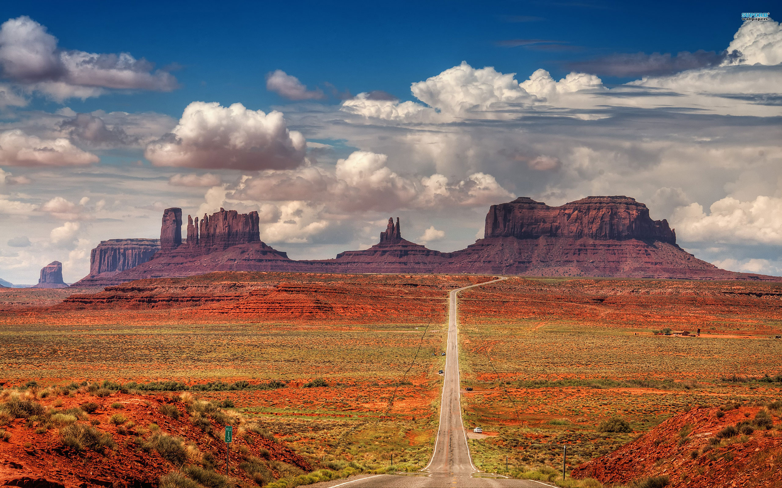 Monument Valley HD Wallpaper
