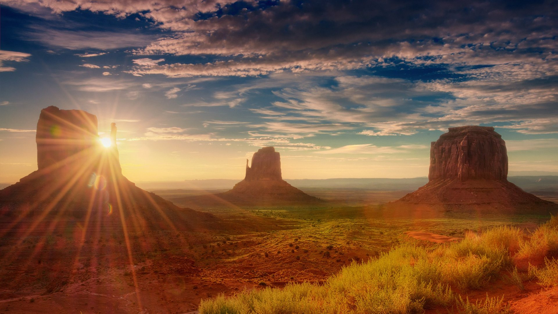 Monument Valley Wallpaper