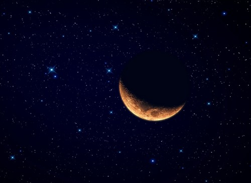 Moon And Stars Wallpapers
