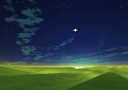 Morning Star Wallpaper