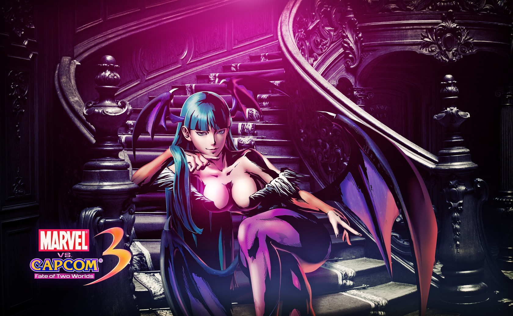 Morrigan Wallpaper
