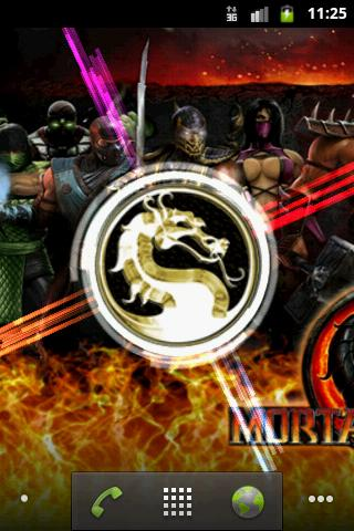 Mortal Kombat Live Wallpaper