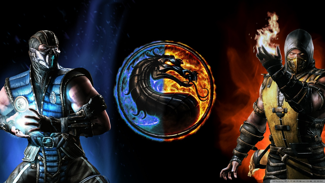 Mortal Kombat Wallpaper