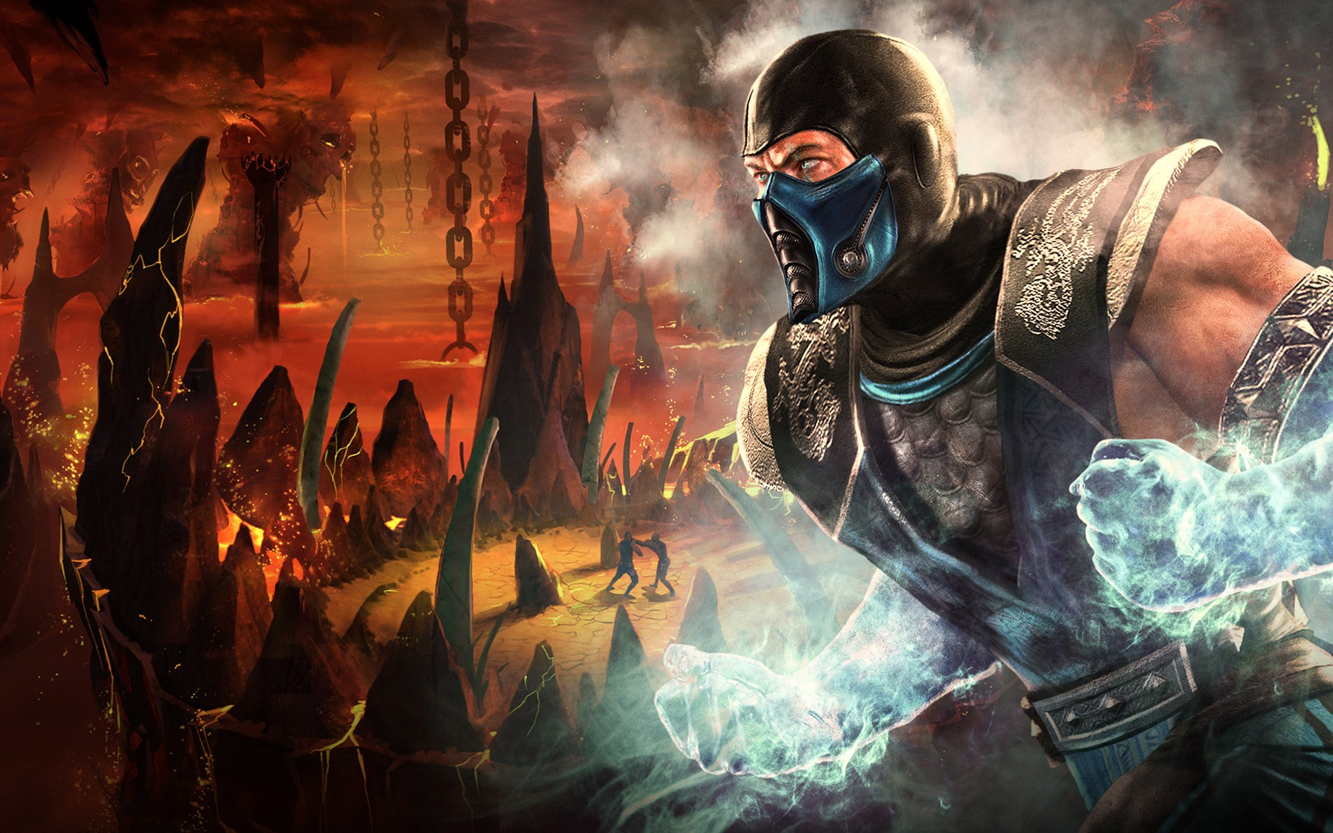 Mortal Kombat Wallpapers Free