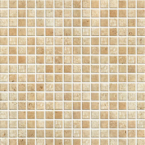 Mosaic Tile Effect Wallpaper