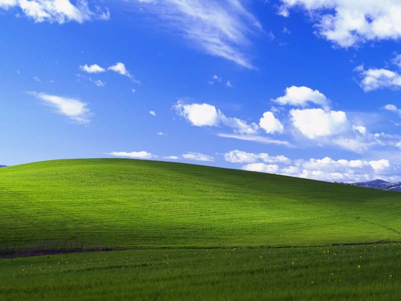 Most Famous Wallpaper In The World