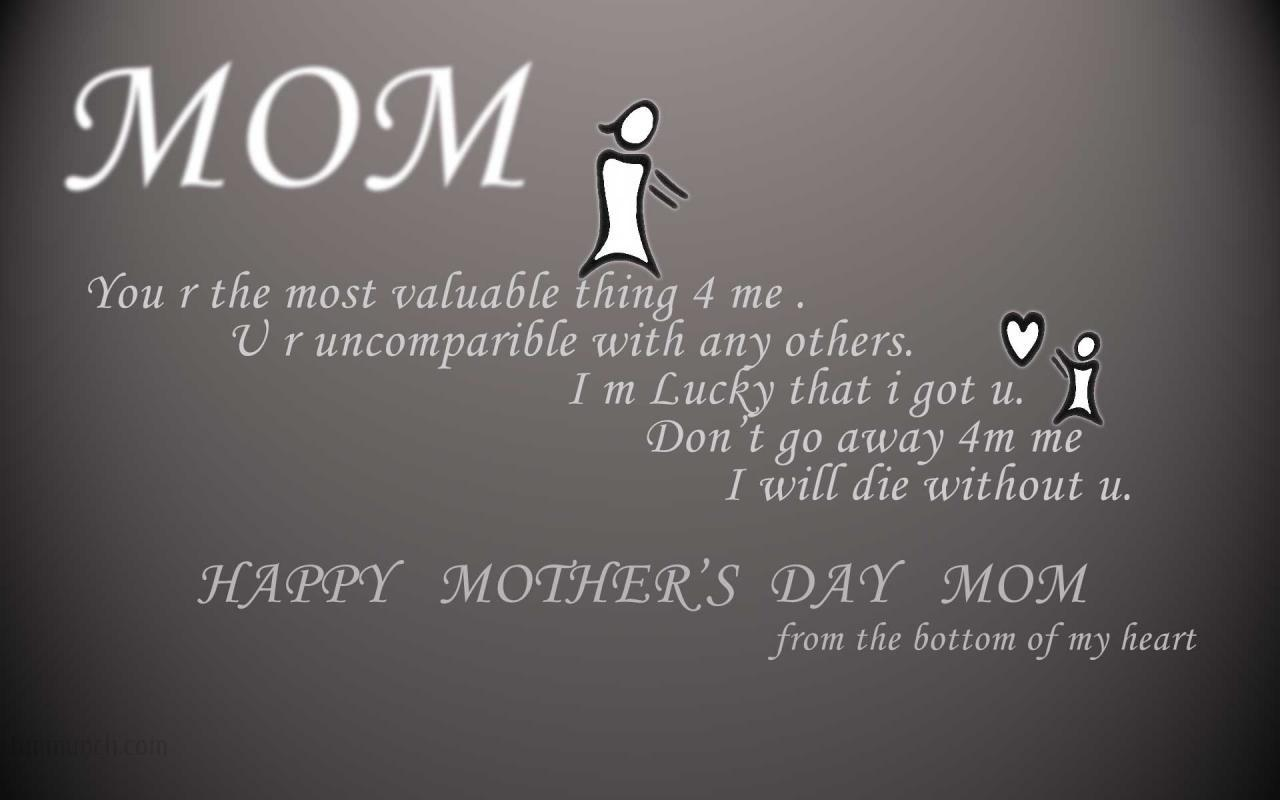 Mother Quotes Wallpaper
