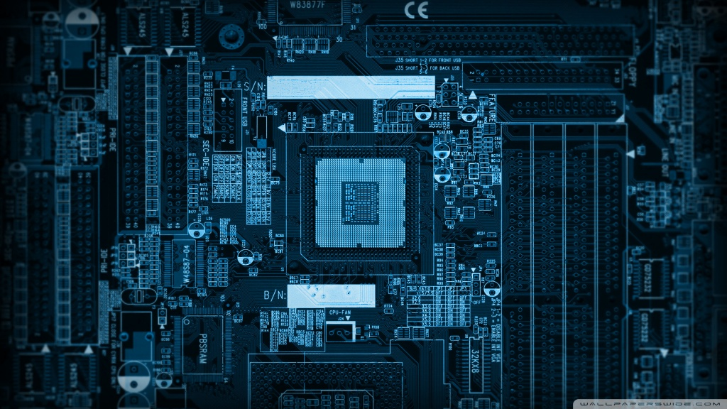 Motherboard Wallpaper