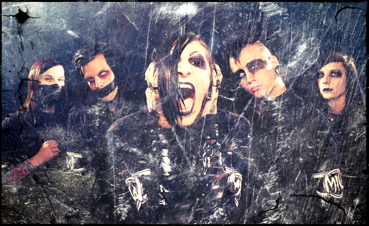 Download Motionless In White Hd Wallpapers Gallery