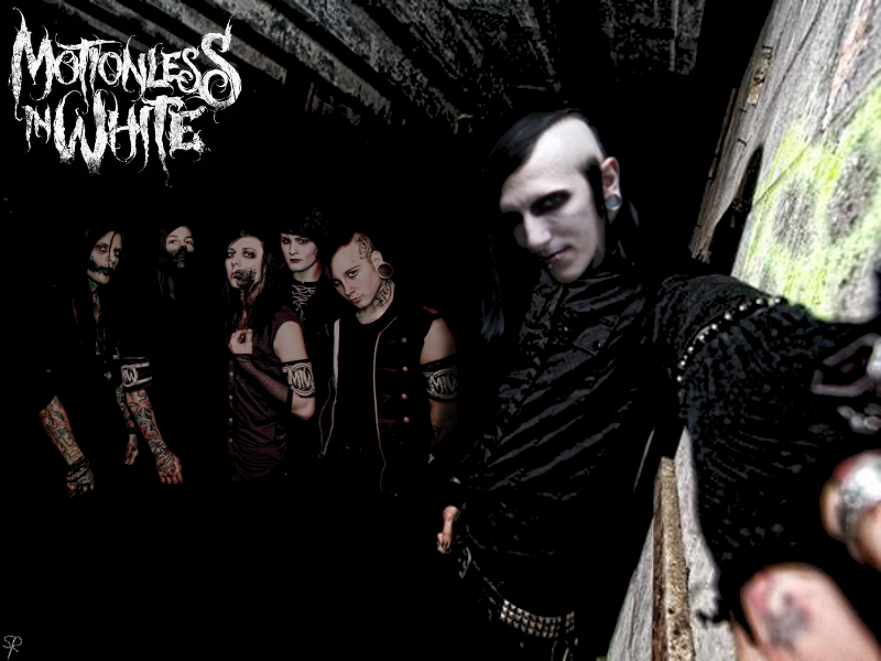 Motionless In White Wallpapers