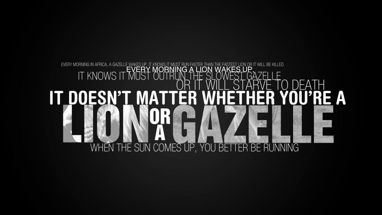 Motivating Wallpapers