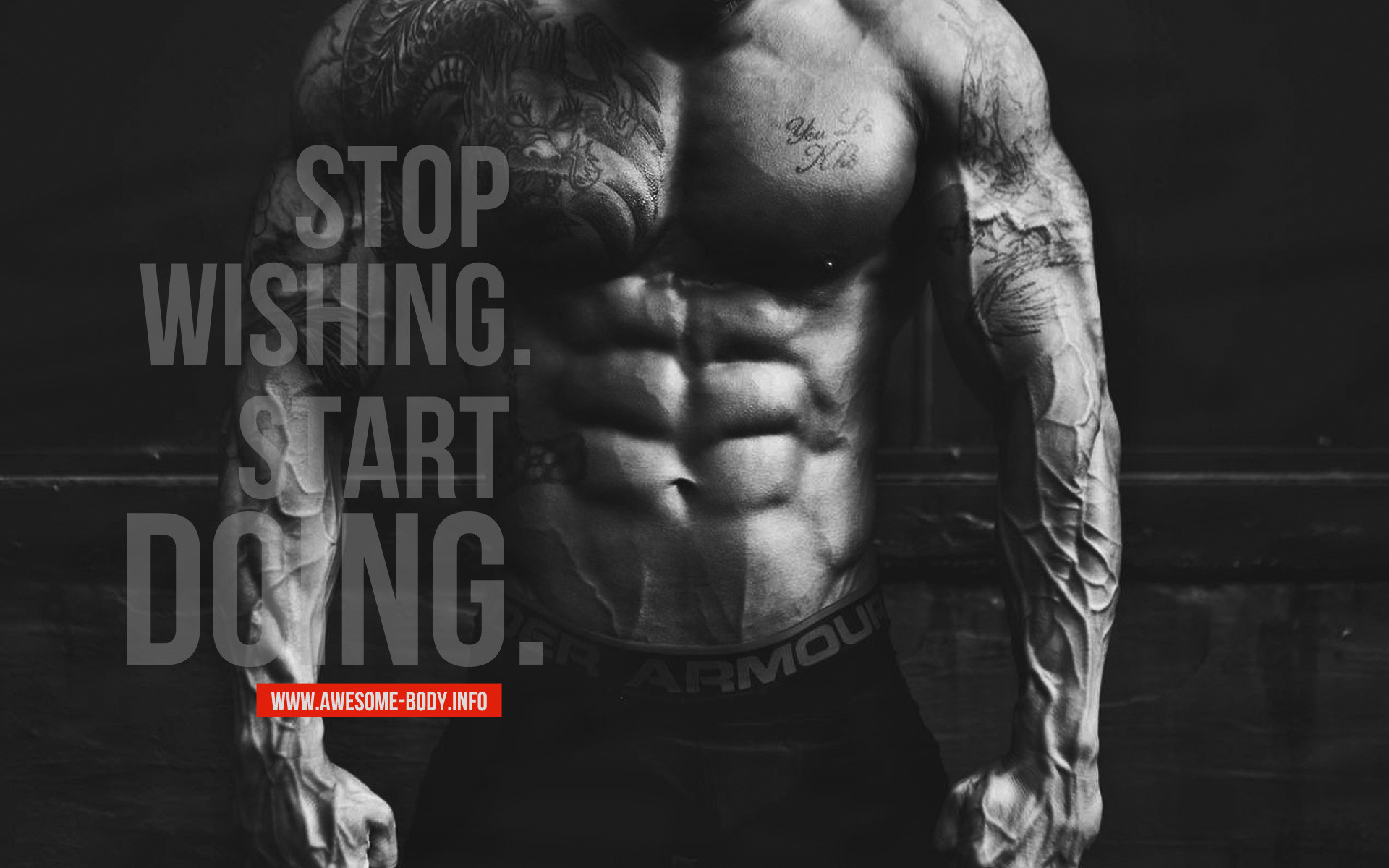 Motivational Fitness Wallpapers