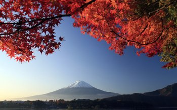 Mount Fuji Wallpaper