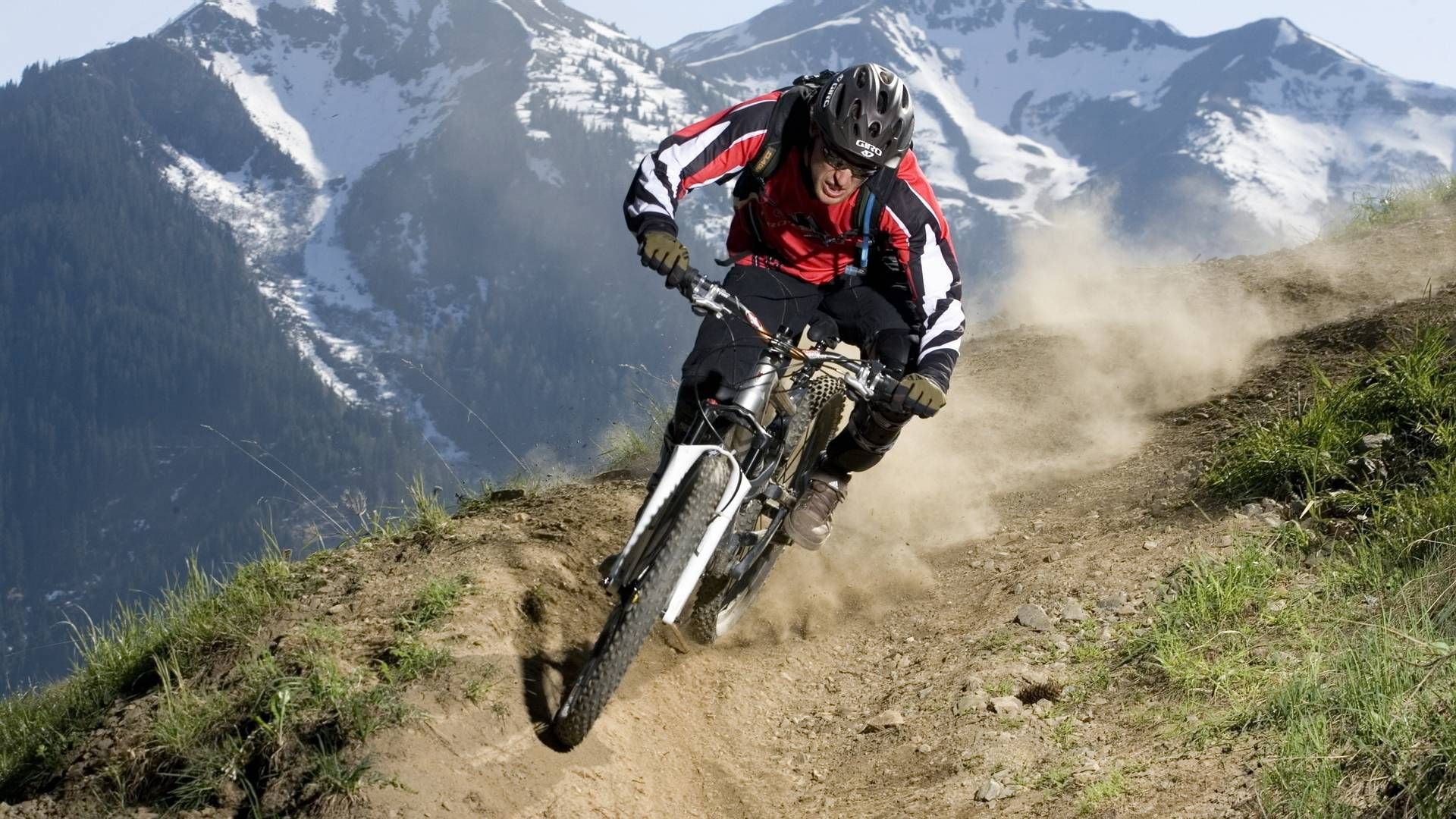 Mountain Bike Wallpaper Free Download