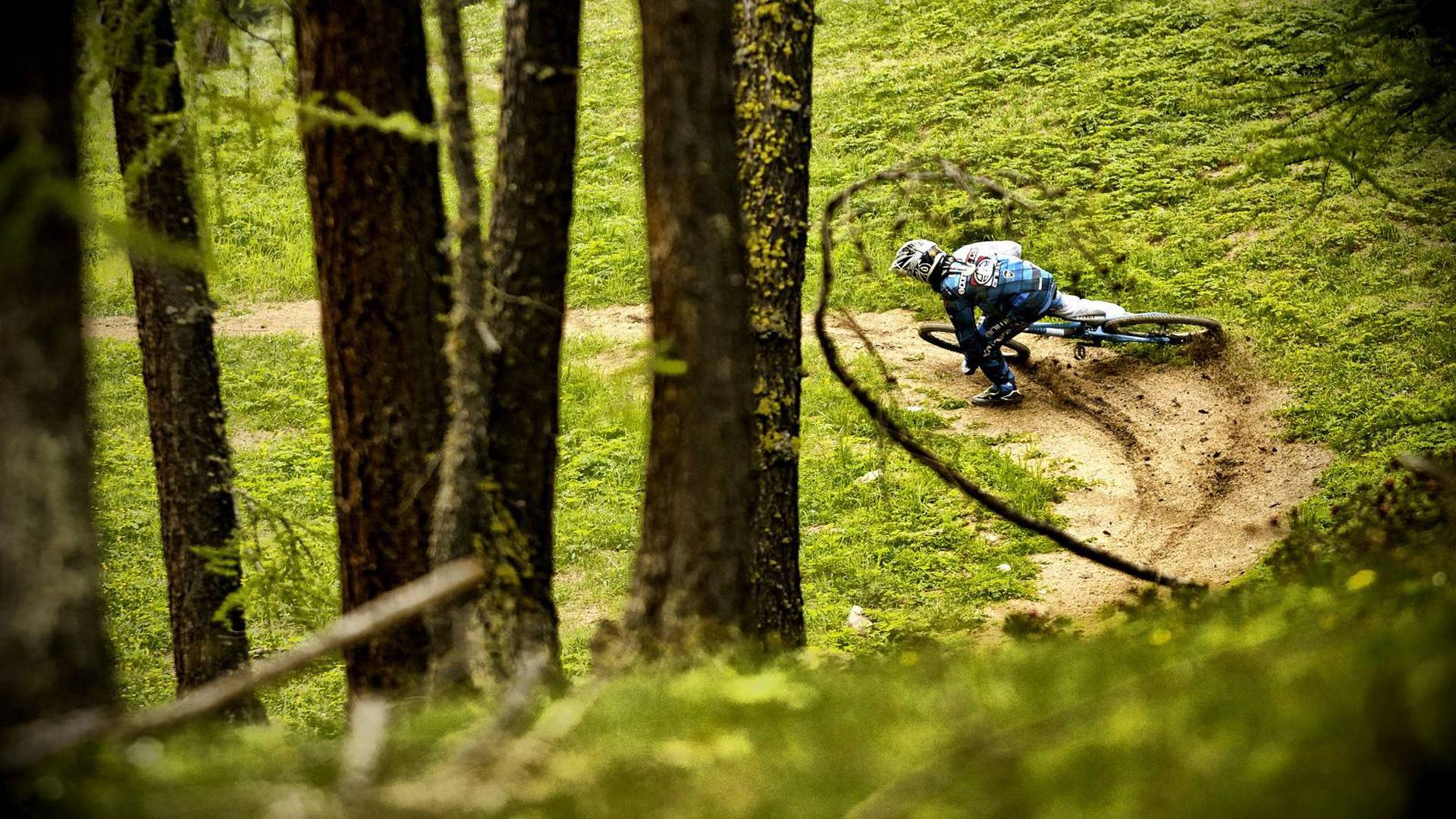 Mountain Biking Wallpapers