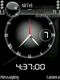 Download Moving Clock Wallpaper For Mobile Gallery