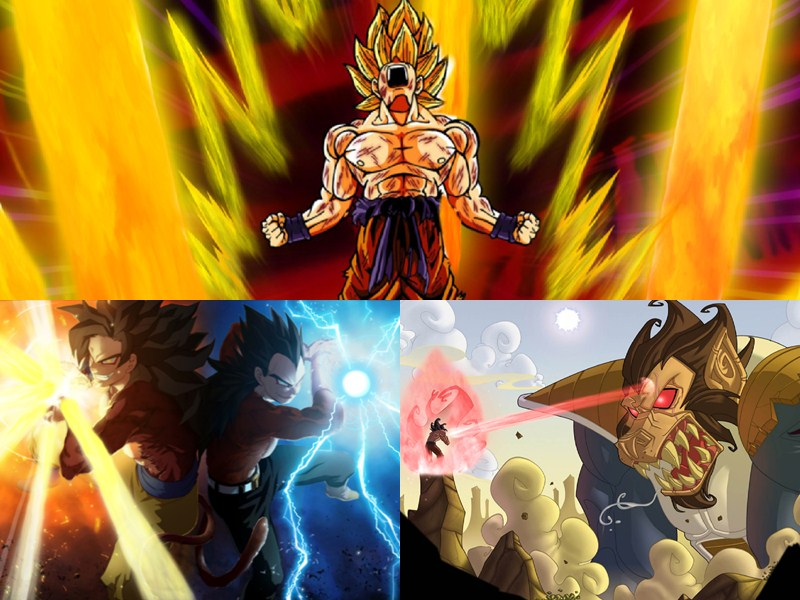 Moving Dbz Wallpapers