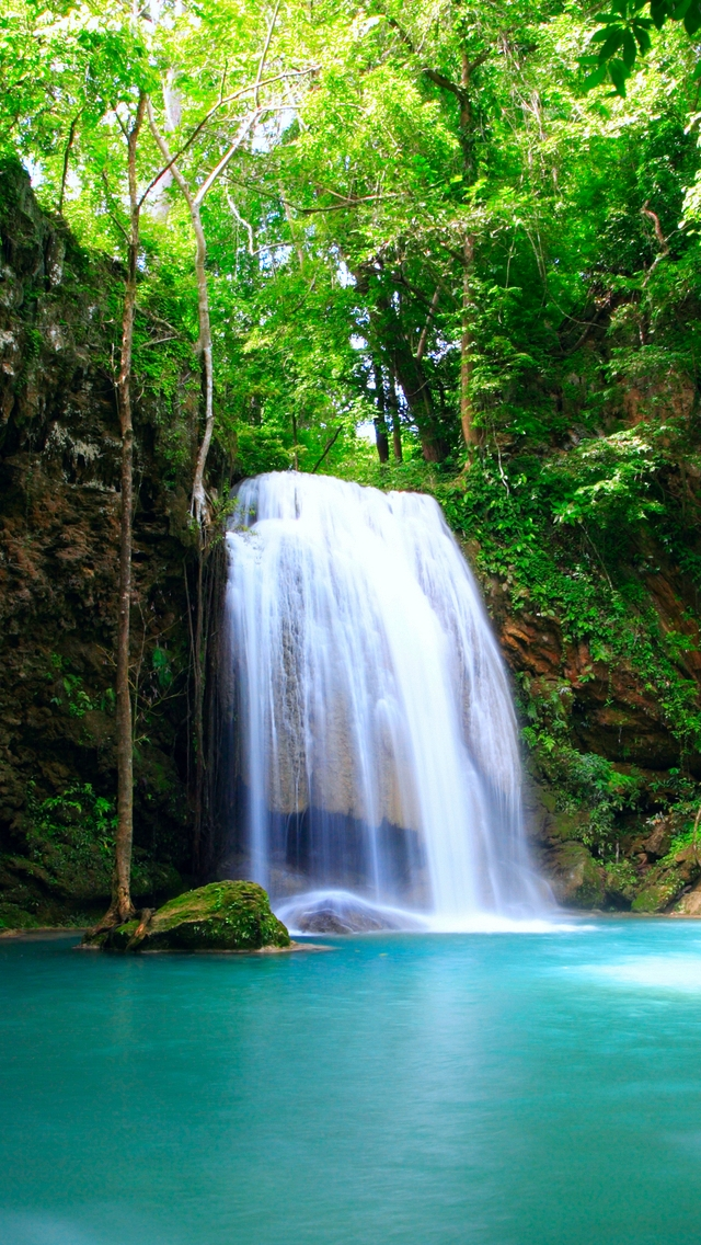 Moving Water Wallpaper For Iphone