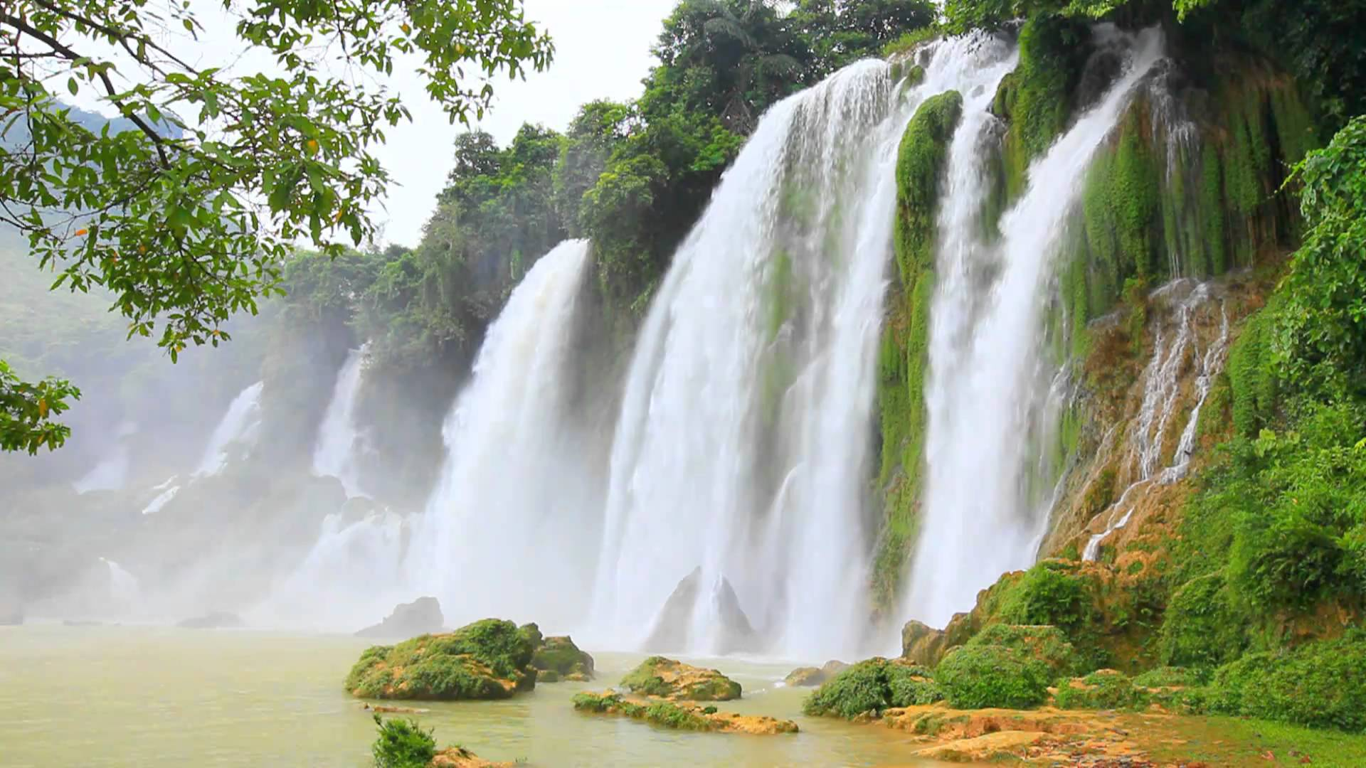Download Moving Waterfall Wallpaper Gallery
