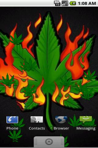 Download Moving Weed Wallpaper Gallery