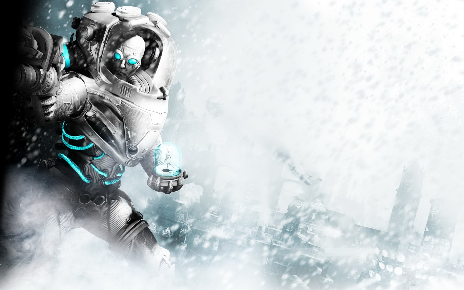 Mr. Freeze Wallpaper