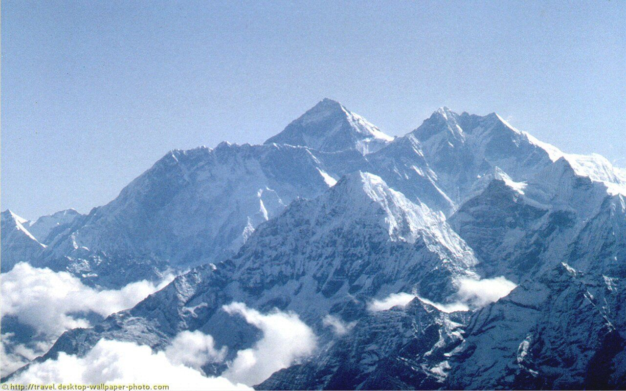 Mt Everest Wallpaper