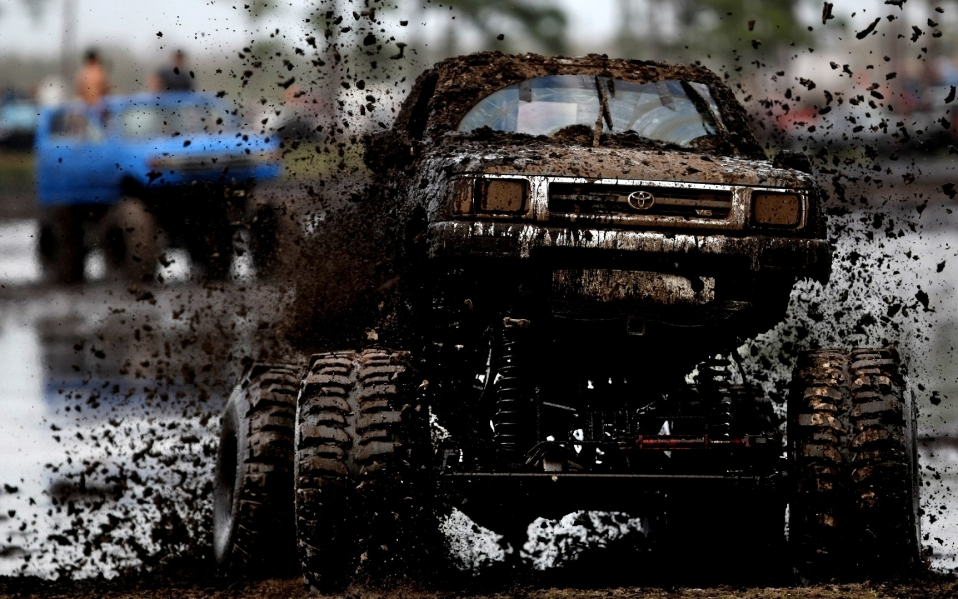 Mud Truck Wallpapers