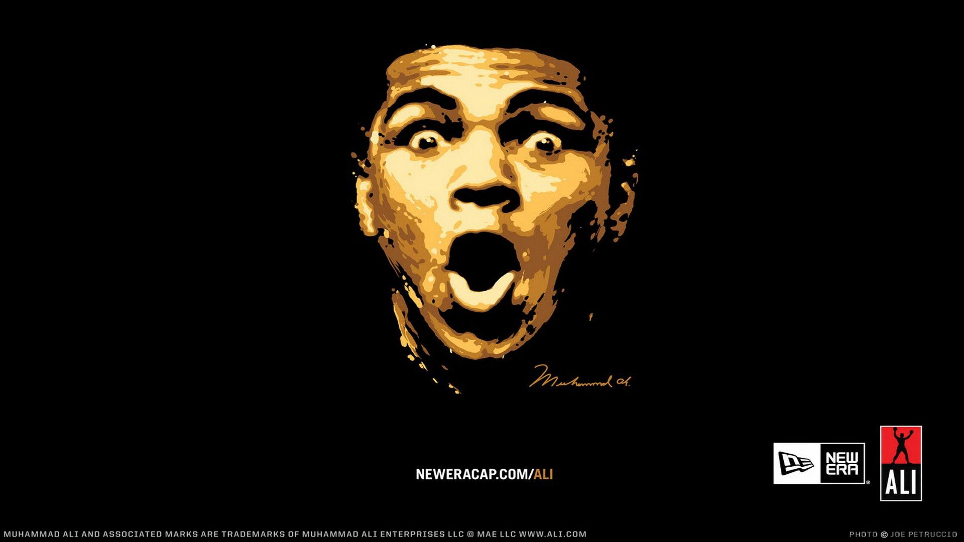 Muhammad Ali Wallpaper