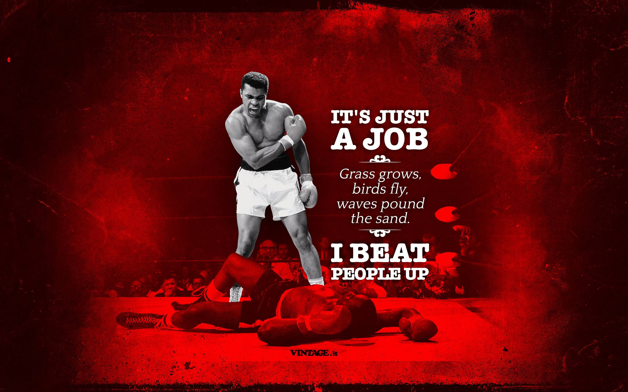 Muhammad Ali Wallpapers