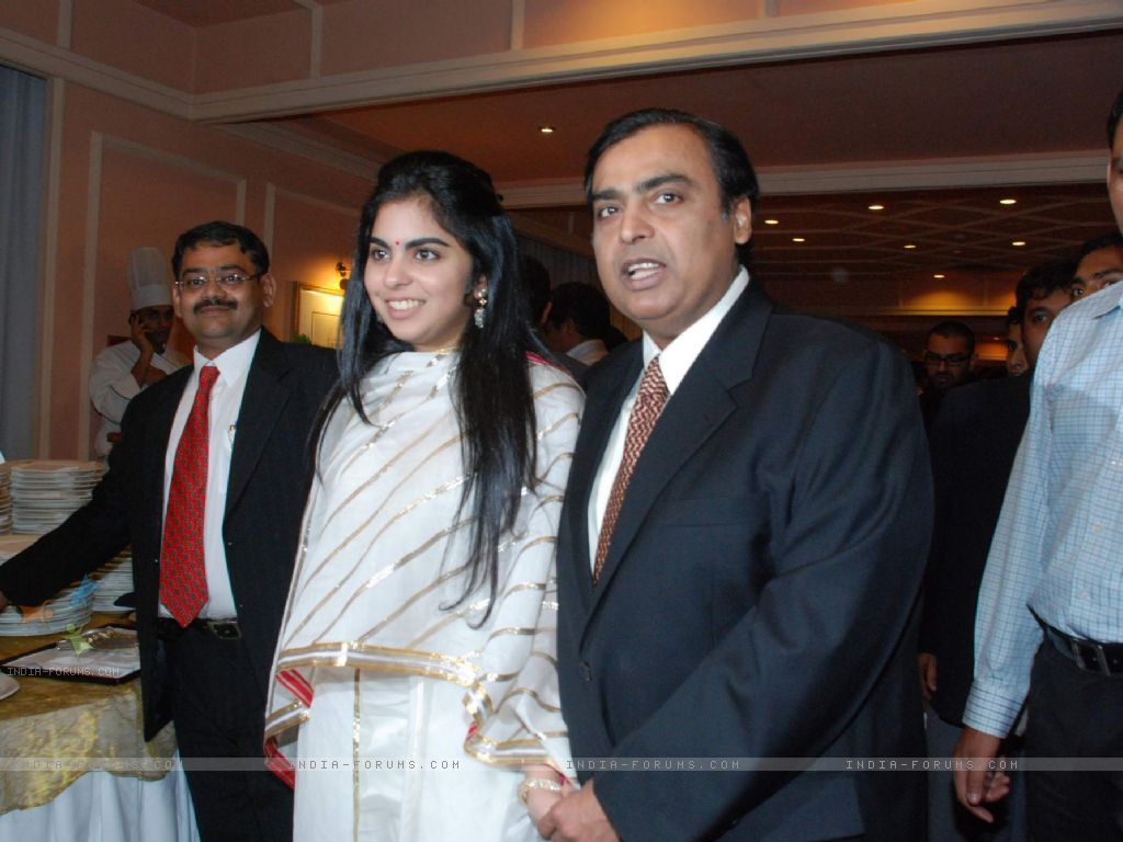 Mukesh Ambani Family Wallpapers