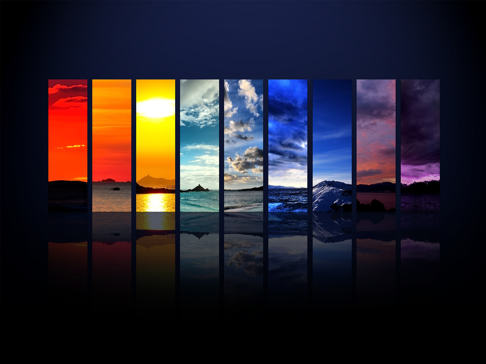 Multiple Picture Wallpaper