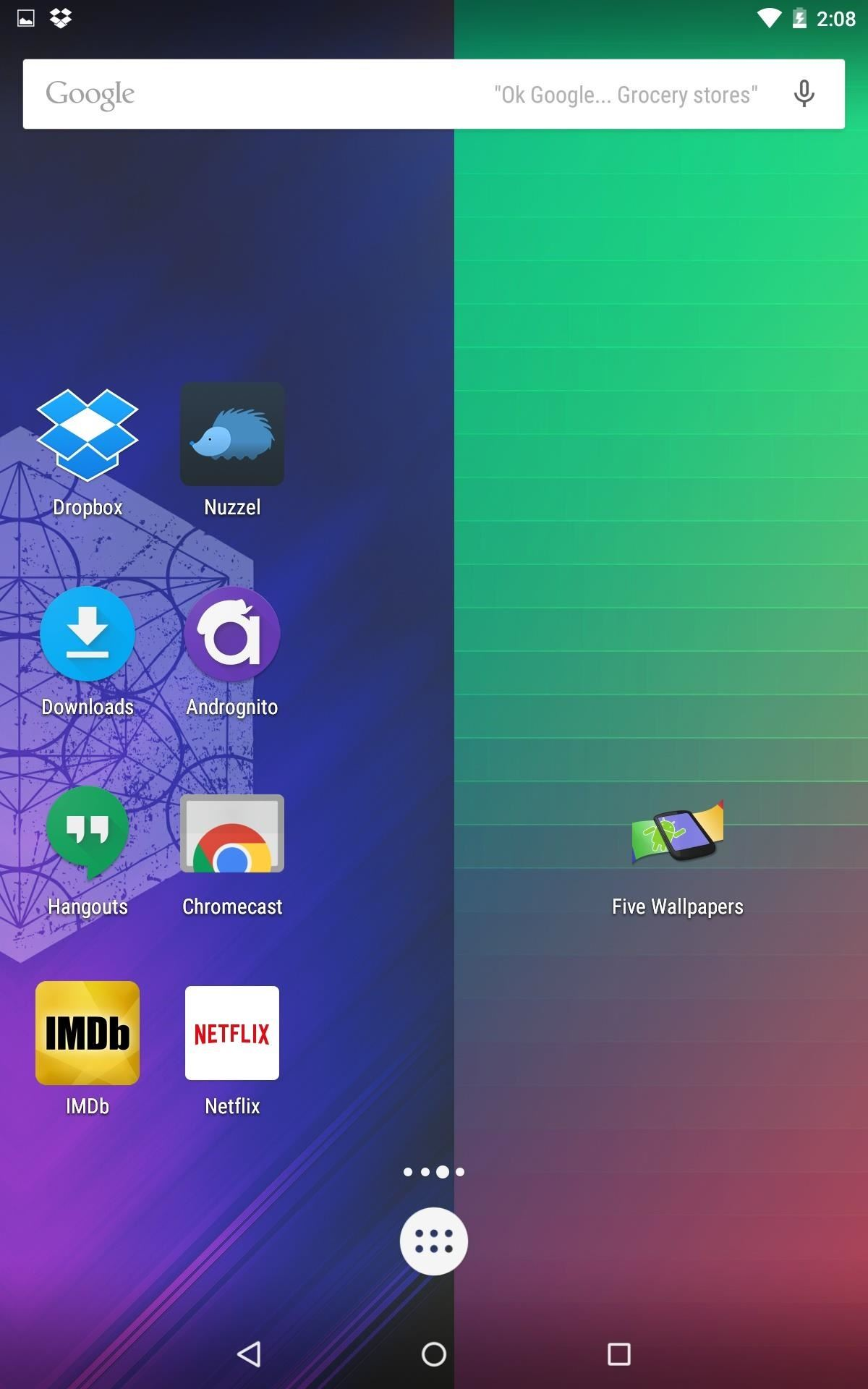 Multiple Wallpapers Android