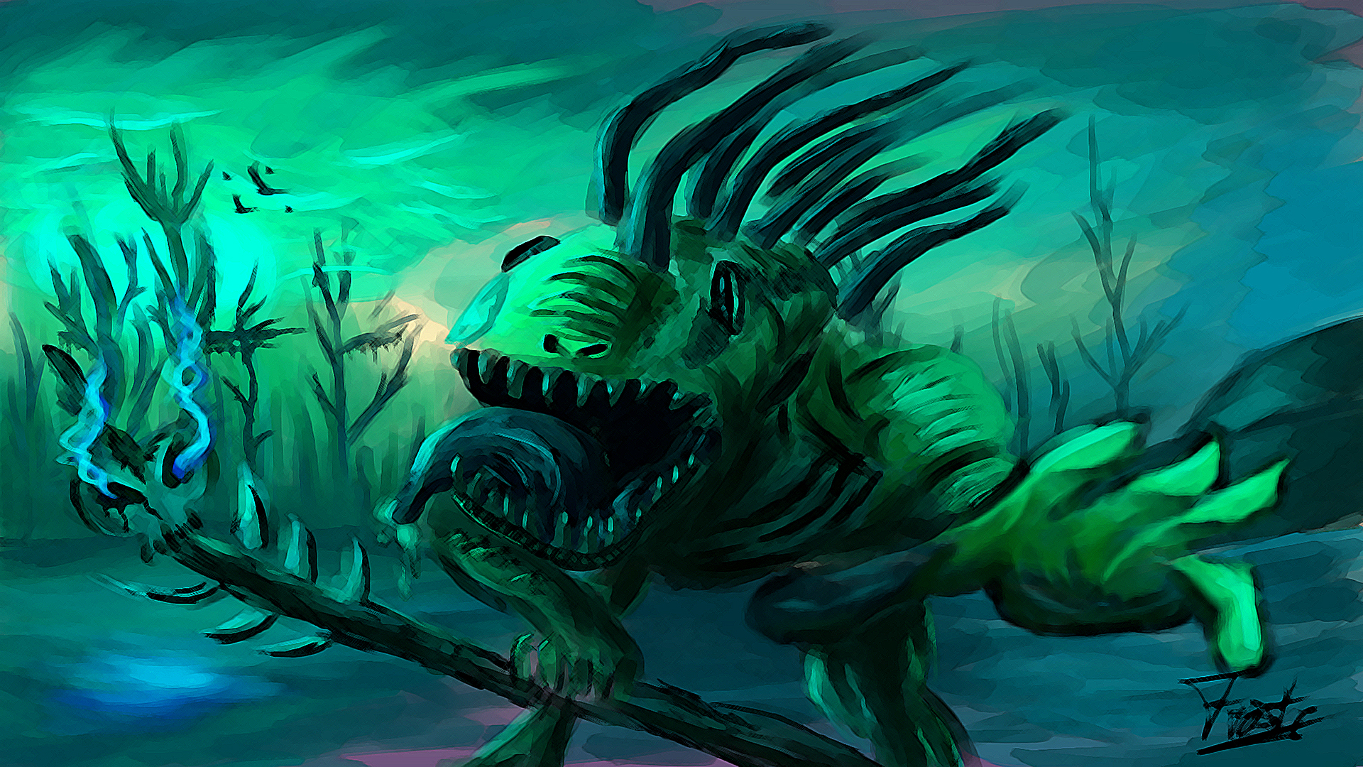 Download murloc wallpaper gallery - Fan wallpaper download ...
