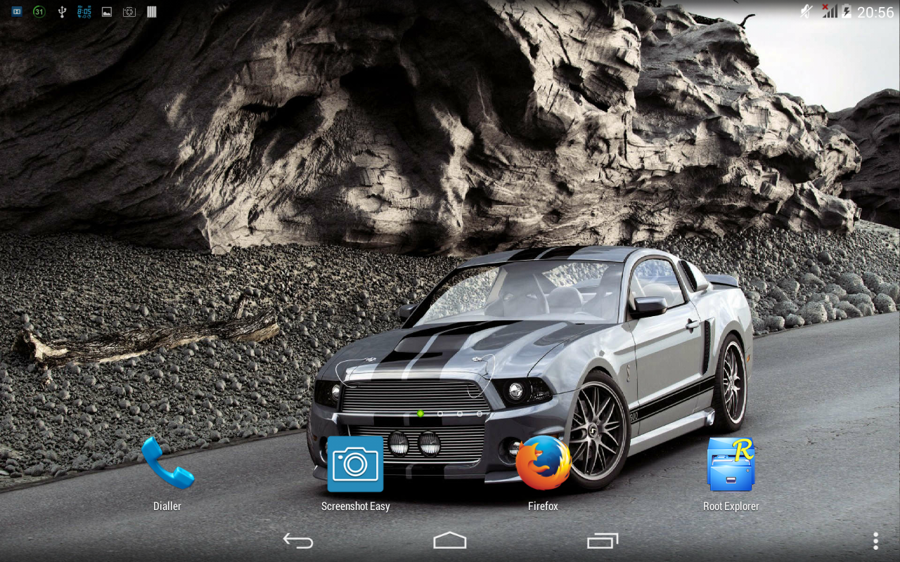 Download Muscle Car Live Wallpaper Gallery
