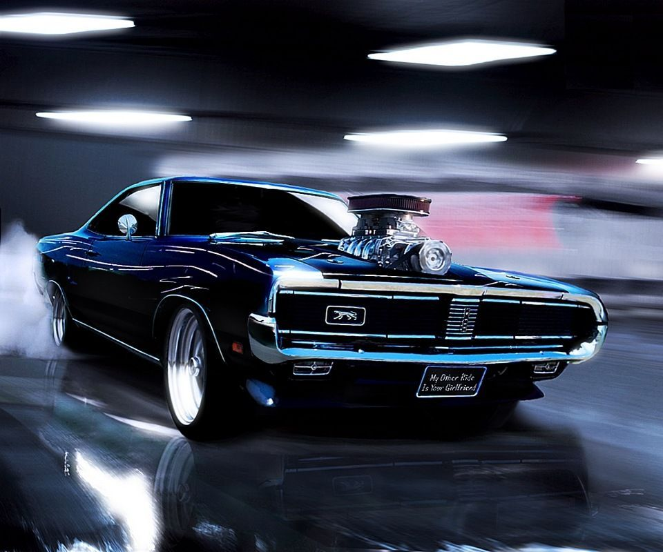 Muscle Cars Wallpapers