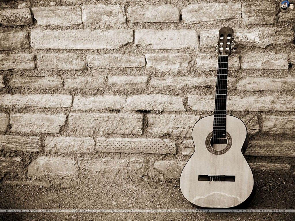 Music Instruments Wallpaper